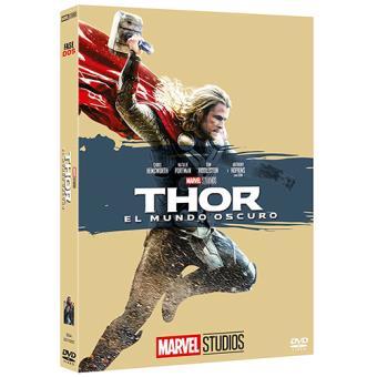 Thor: El mundo oscuro - DVD