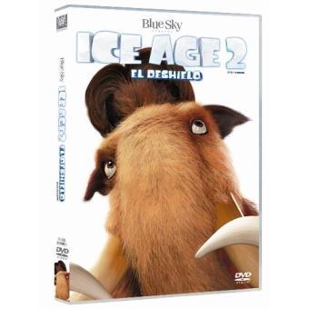 Ice Age 2: El deshielo - DVD