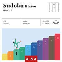 Sudoku básico -  Nivel 3 cuadrados de diversión