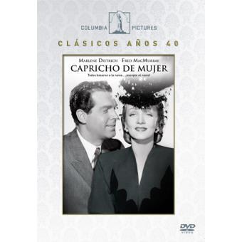 Capricho de mujer - DVD