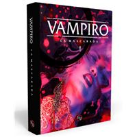 Vampiro - La Mascarada - 5ª edición