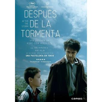 Después de la tormenta - DVD