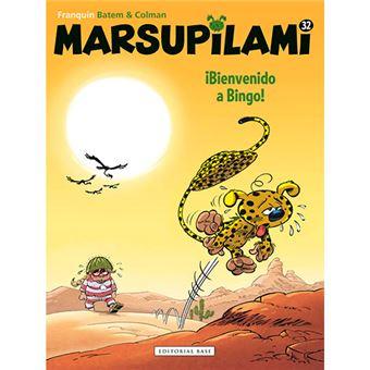 Marsupilami - ¡Bienvenido a Bingo!