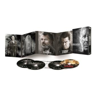 Pack Jungla de cristal. Colección Completa - DVD