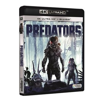 Predators - UHD + Blu-Ray