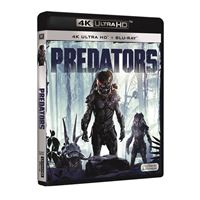 Predators - UHD + Blu-Ray