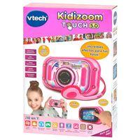 Cámara digital infantil Kidizoom Touch 5.0 rosa