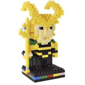 Puzzle 3D Pixo Marvel Los Vengadores - Loki