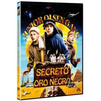Junior Olsen Gang y el secreto del oro negro - DVD