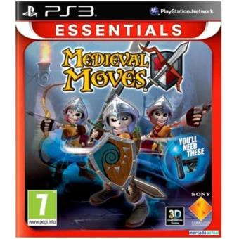Medieval Moves Essentials Move PS3