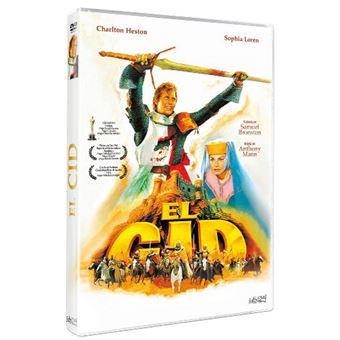 El Cid - DVD