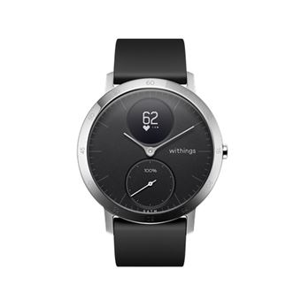 Smartwatch Withings Steel HR 40 mm Negro