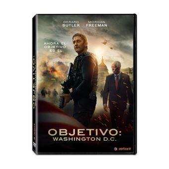 Objetivo: Washington D.C. - DVD