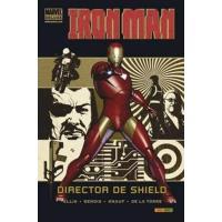 Iron Man. Director de SHIELD 1. Marvel Deluxe