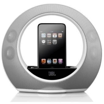 JBL Radial V5 Blanco Altavoz iPod/iPhone