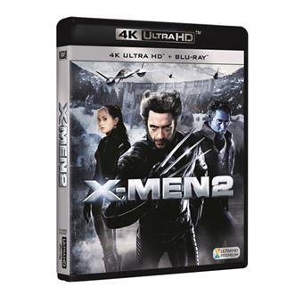 X-Men 2 - UHD + Blu-Ray