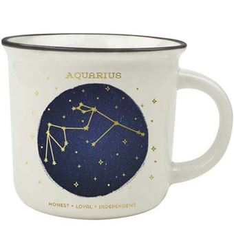 Taza Legami Count your Lucky - Aquarius