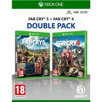 Doble pack Far Cry 5 + Far Cry 4 Xbox One