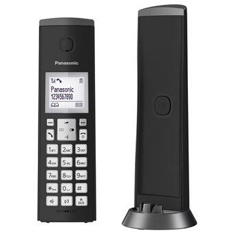 Teléfono inalámbrico Panasonic Dect KX-TGK210SP negro