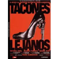 Tacones lejanos - DVD