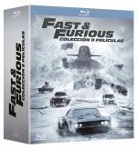 Pack Fast & Furious - 1-8 - Blu-Ray