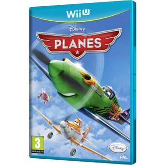 Planes (Aviones) Wii U