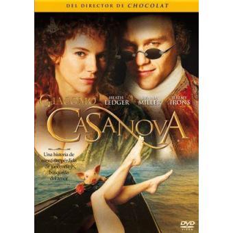 Giacomo Casanova - DVD