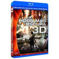 La hora más oscura - Blu-Ray 3D + 2D + DVD + Copia digital