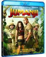 Jumanji: Bienvenidos a la jungla - Blu-Ray