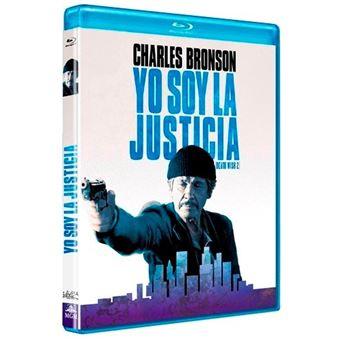 Yo soy la justicia - Blu-Ray