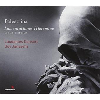 Palestrina: Lamentationes Hieremiae (2 CD)