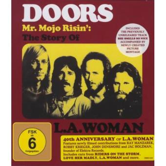 The Doors: Mr. Mojo Risin'. The Story of L. A. Story (Blu-Ray)