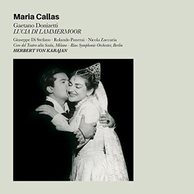 Lucia di Lammermoor. Maria Callas
