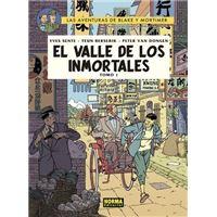 Blake y Mortimer 25 - El valle de los inmortales Vol 1