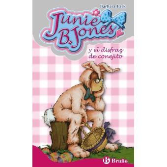 Junie B. Jones y el disfraz de conejito