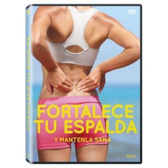 Fortalece tu espalda - DVD