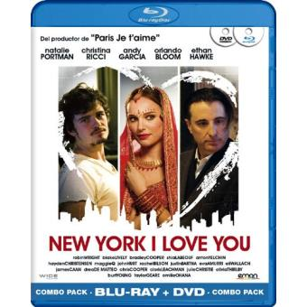 New York, I Love You - Blu-Ray + DVD
