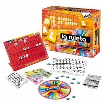 Juego La Ruleta De La Suerte Junior 5 En Libros Fnac