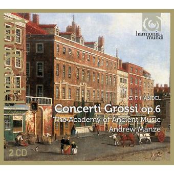 Händel: Concerti Grossi Op. 6