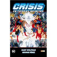 Crisis en Tierras infinita (Tercera edición)