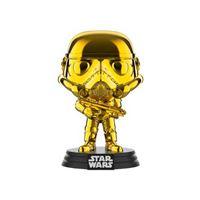 Figura Funko Star Wars - Stormtrooper Cromado