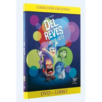 Del revés (Inside Out) - DVD + Libreto - Exclusiva Fnac