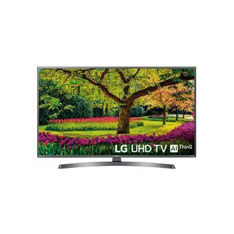 """TV LED 50"""" LG 50UK6750P 4K UHD HDR Smart TV"""