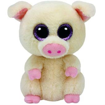 Peluche Beanie Boos Cerdo Piggley (15cm)