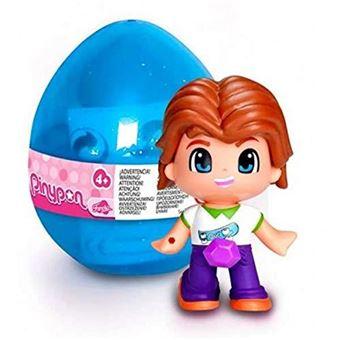 Pinypon Huevo sorpresa azul