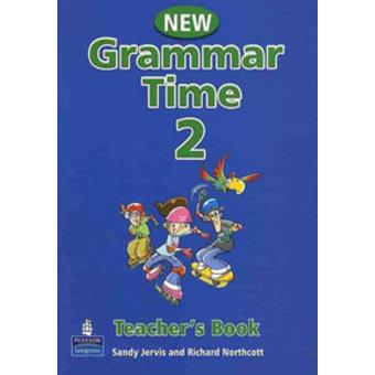 Grammar Time 2 (New Edition) Teacher's Book