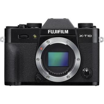 Cámara EVIL Fujifilm X-T10 Body Negro
