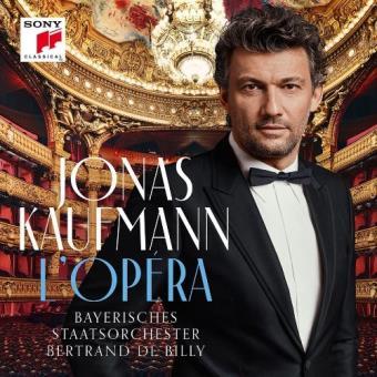 Jonas Kaufmann. L'Opéra - Vinilo