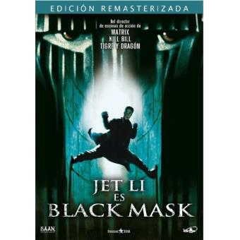 Black Mask - DVD