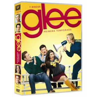 Glee - Temporada 1 - DVD